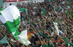 Supporterss betis